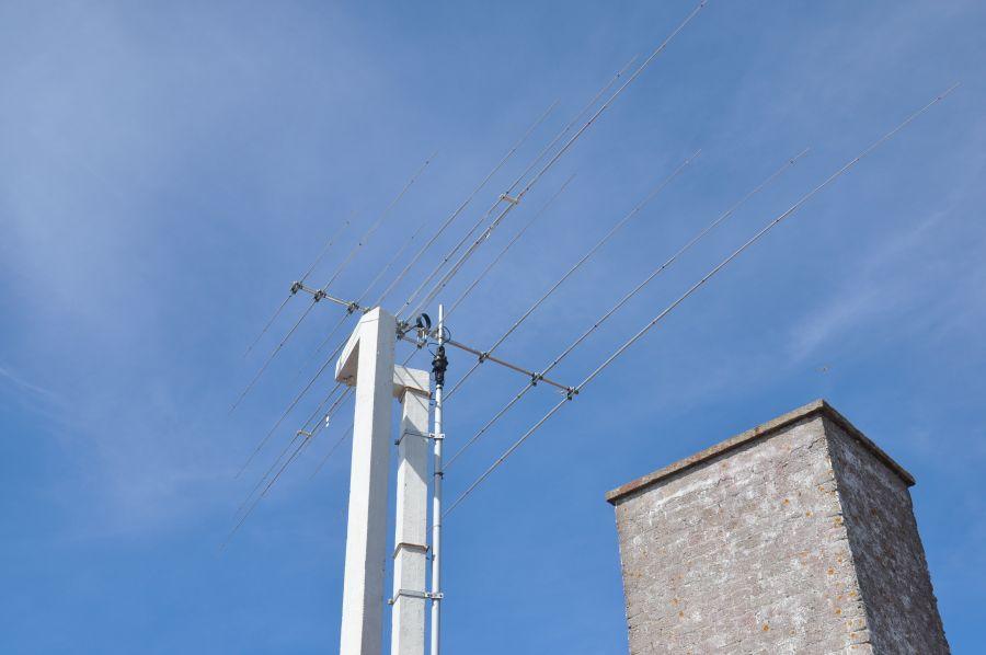 Market Reef OJ0B Force 12 antenna