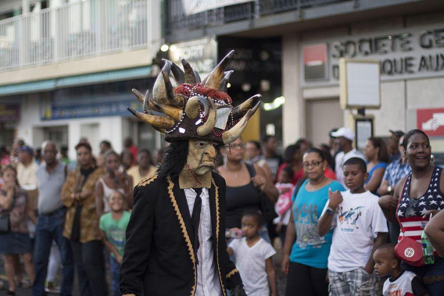 Martinique Island FM/AA4OC FM/N7BF FM/WT4BT FM/W6ABM Tourist attractions spot Carnaval.