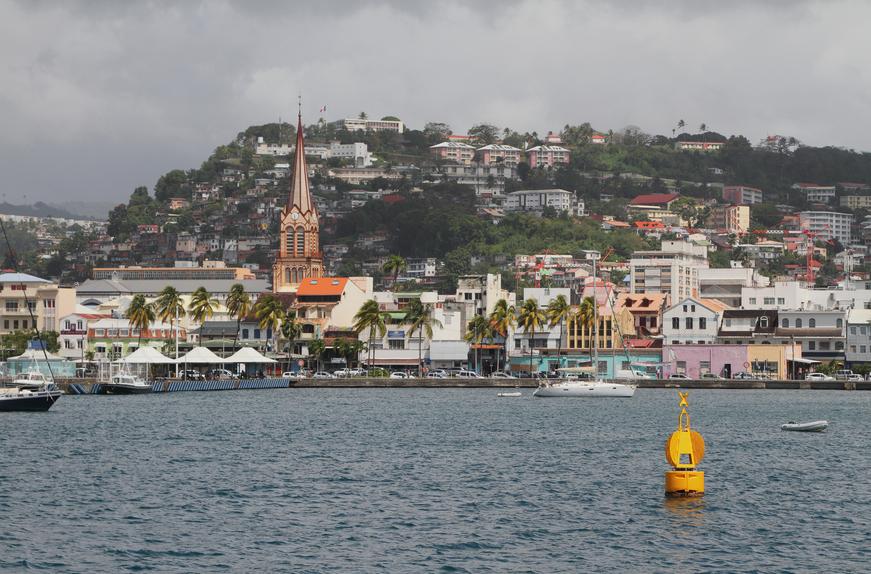 Мартиника FM/F2VX FM/F9IE