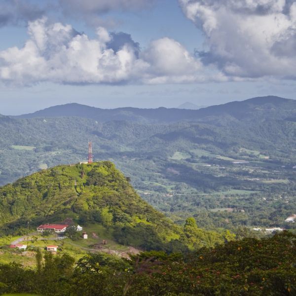 Martinique Island TO5Y Tourist attractions