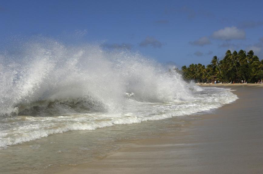 Остров Мартиника TO90IARU
