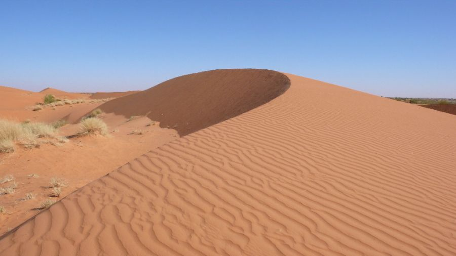 Мавритания 5T4C Пустыня Сахара.