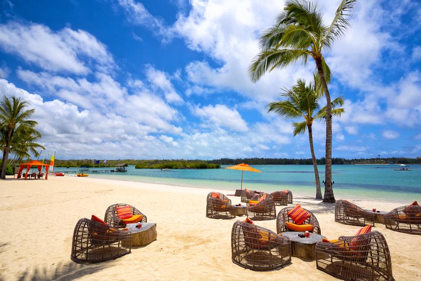 Mauritius Island 3B8/EA5IDQ Tourist attractions