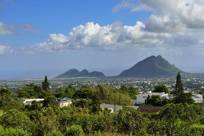 Остров Маврикий 3B8/EA5IDQ