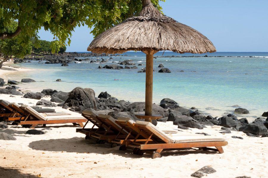 Маврикий 3B8/IW1GIO Тропический пляж