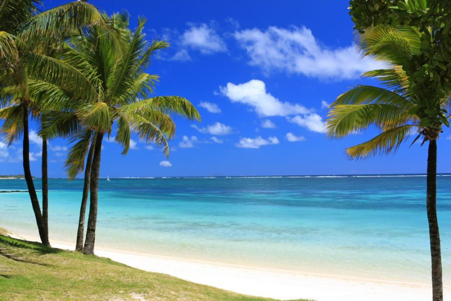 Mauritius Island 3B8RF