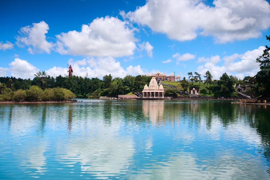 Mauritius Island 3B8HA 3B8MU