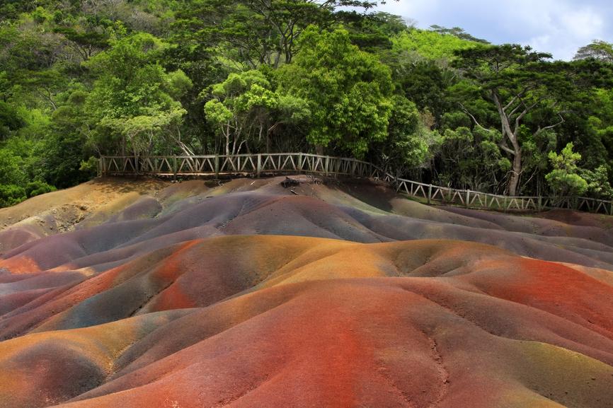 Mauritius 3B8JB Tourist attractions