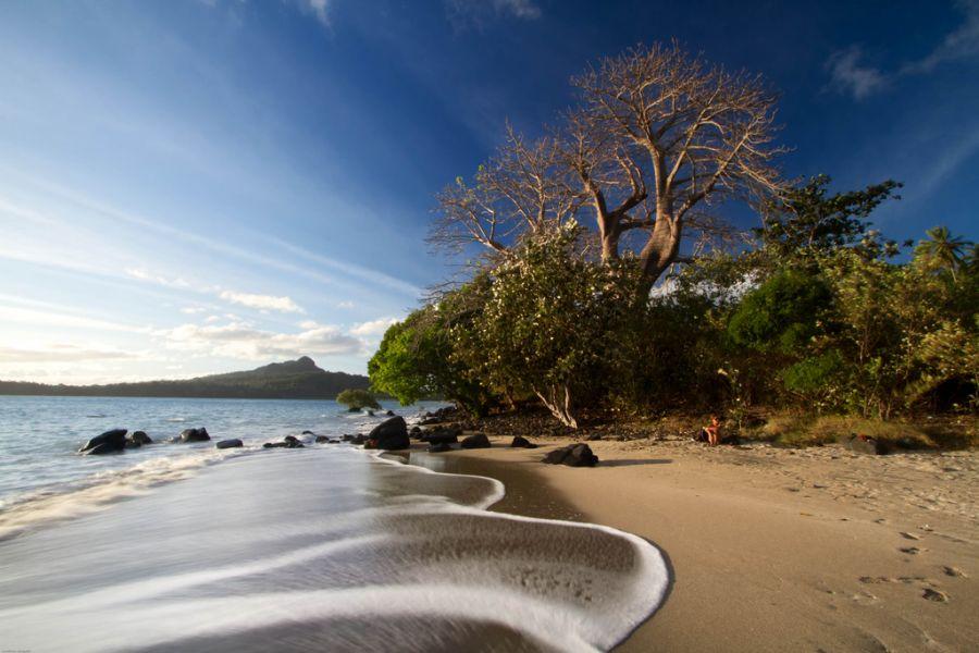 Mayotte Island FH/DL1RPL FH/DL3RKS Beach.