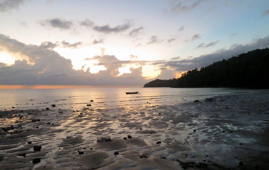 Mayotte Archipelago FH/IK5ZUI Baie d'Acoua.