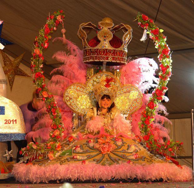 Melilla EG9LH Carnaval