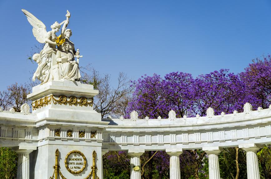 Mexico XE1/DJ4EL Tourist attractions