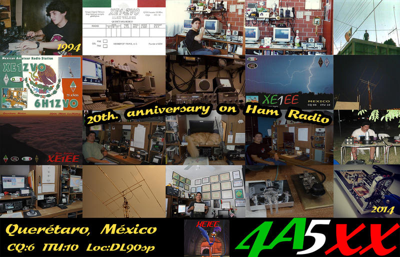 Mexico 4A5XX