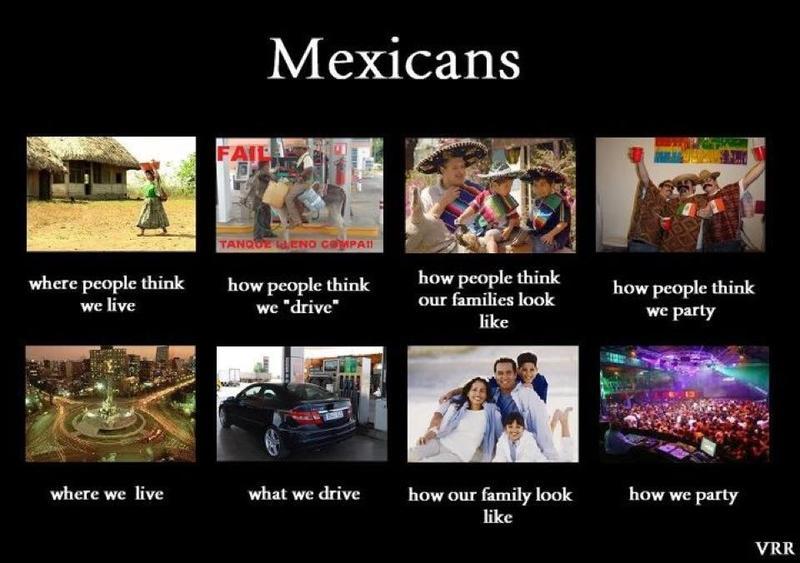 Mexico 4A5XX Mexicans
