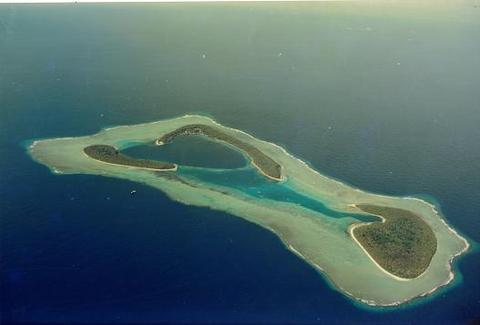 Mokil Atoll V6J Mwoakilloa Atoll Image
