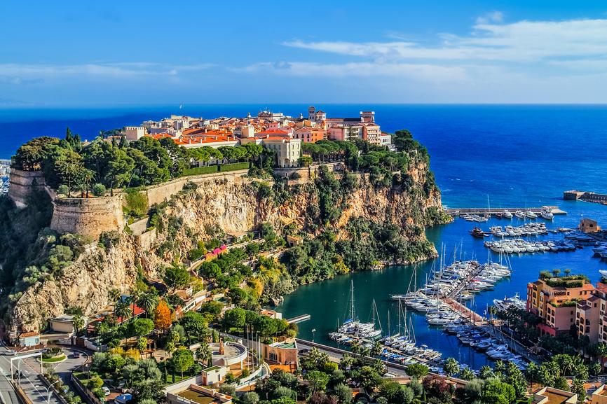 Монако 3A/EA5IDQ