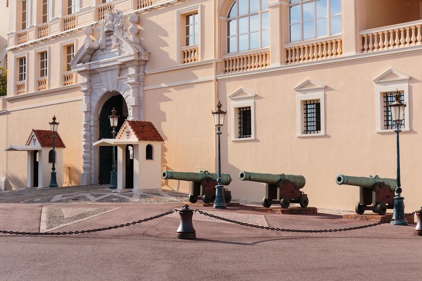 Монако 3A/IZ8EGM Туристические достопримечательности