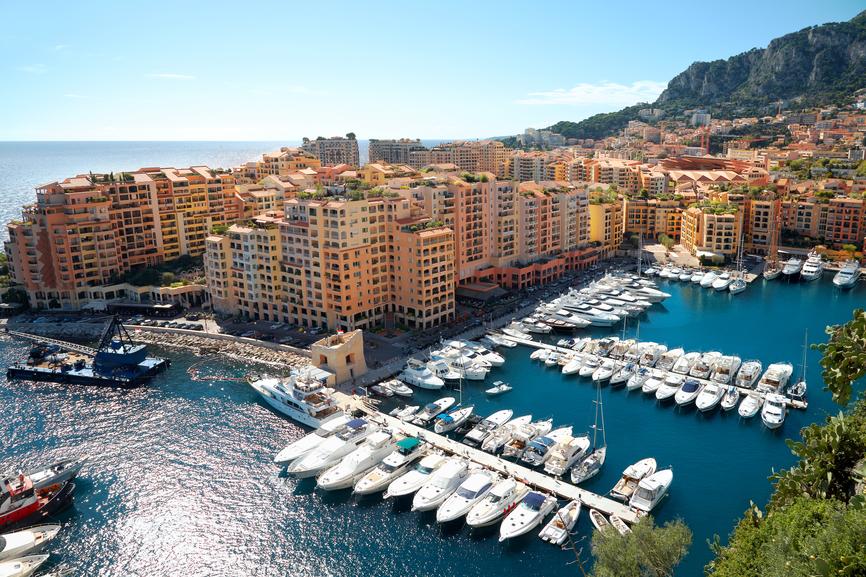 Monaco 3A/F5RBB 3A/F4FRL