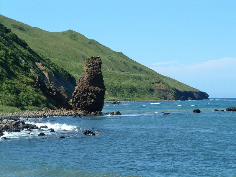 Moneron Island RI0F DX News