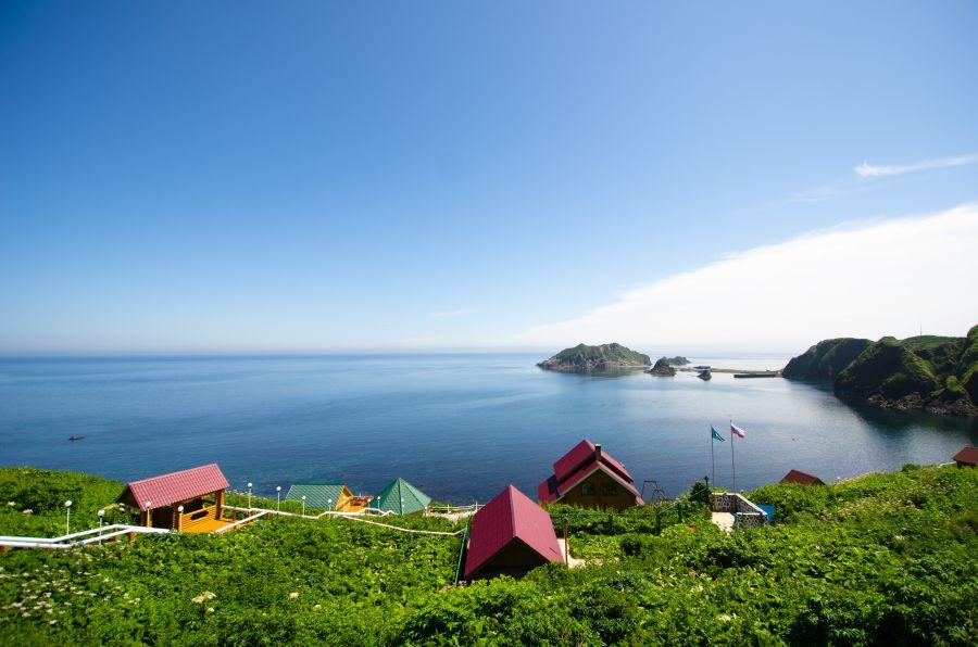 Остров Монерон RI0F Туристические достопримечательности