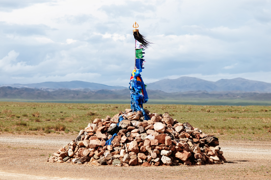 Mongolia JU1WP Tourist attractions