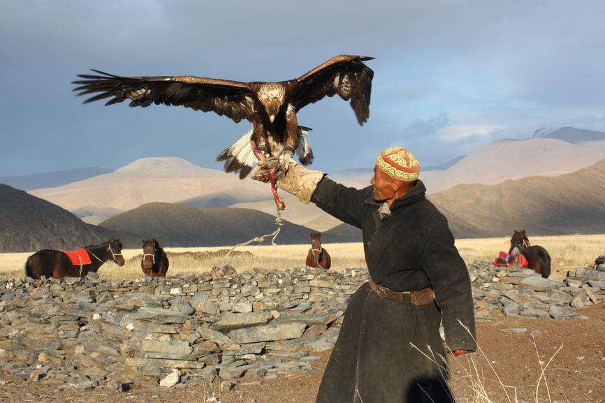 Монголия JU1WP