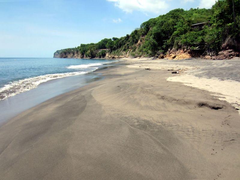 Montserrat Island VP2MAC VP2MXT VP2MLJ Woodlands Beach