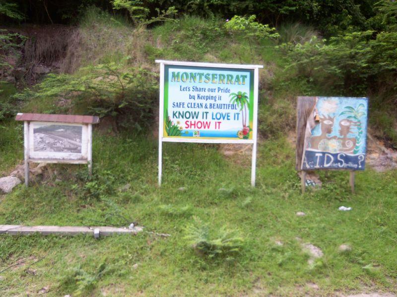 Montserrat Island VP2MLU DX News