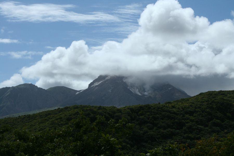 Montserrat Island VP2MMF DX News Volcano.