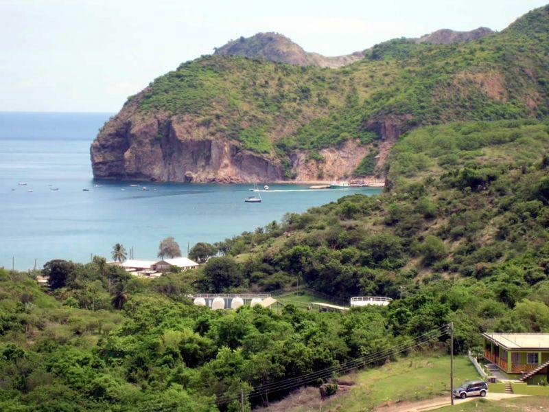 Остров Монтсеррат VP2MWA Литтл Бэй.