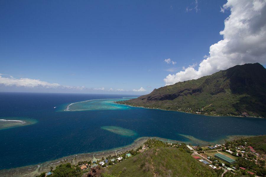 Moorea Island French Polynesia FO/NH6XO DX News