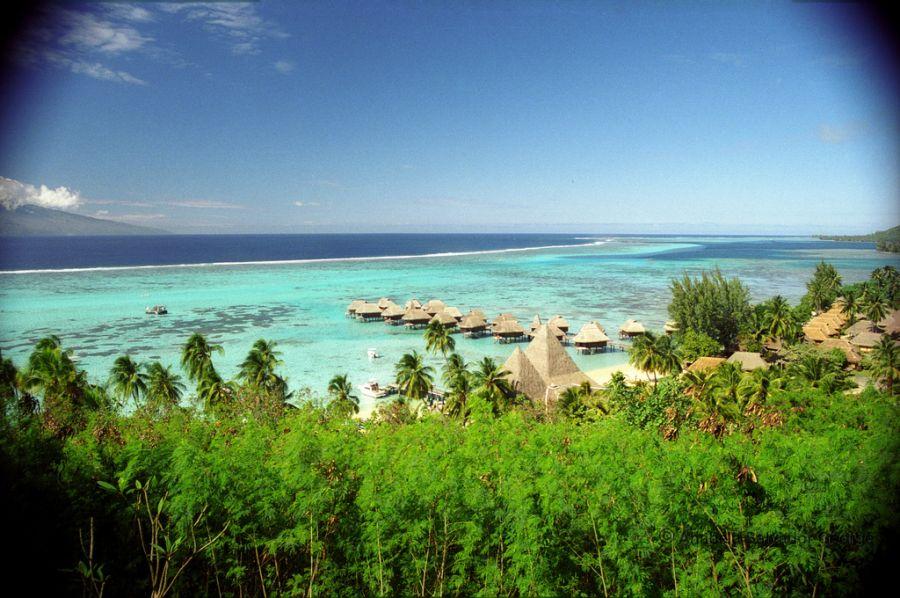Остров Муреа FO/NH6XO Французская Полинезия