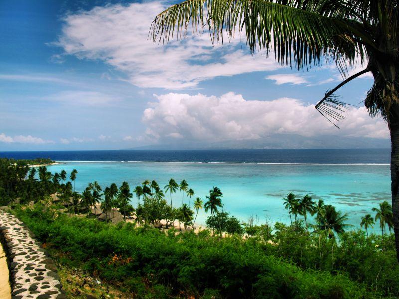 Остров Муреа Французская Полинезия TX7EME DX Новости