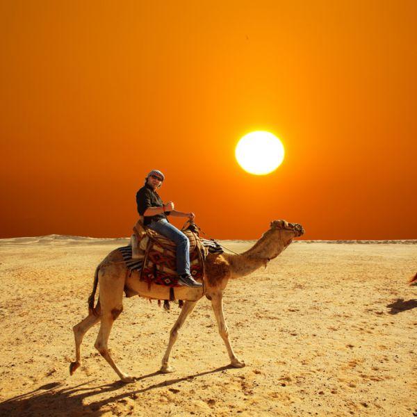 Марокко 5C5T Туристические достопримечательности