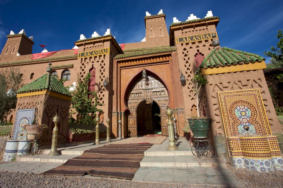 Morocco CN2BGB Tourist attractions spot