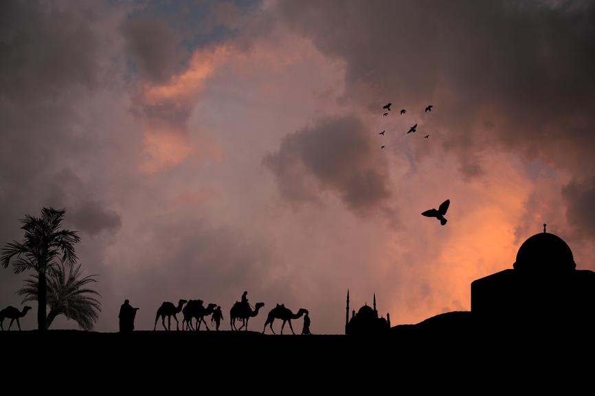 Марокко CN2XR Туристические достопримечательности