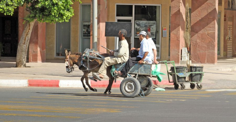 Марокко CN2Z DX Новости