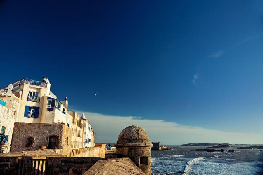 Марокко CN9WP Туристические достопримечательности Эс Сувейра.