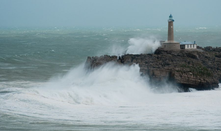 Mouro Island ED1M Tourist attractions spot Storm.