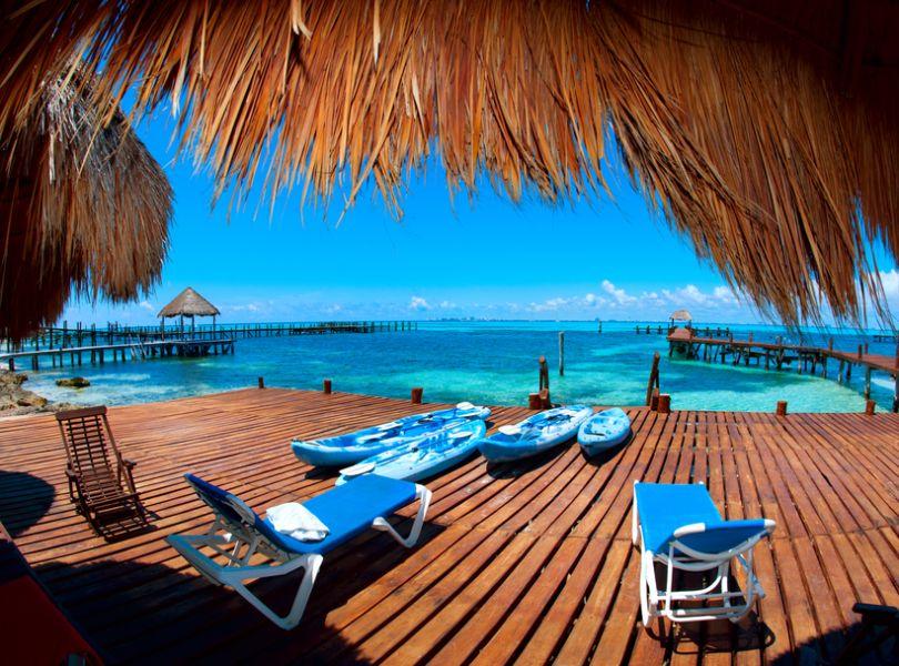 Isla Mujeres XE3/W8ERI Women Island DX News