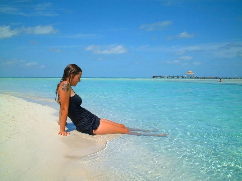 Isla Mujeres XE3/W8ERI Women Island Tourist attractions