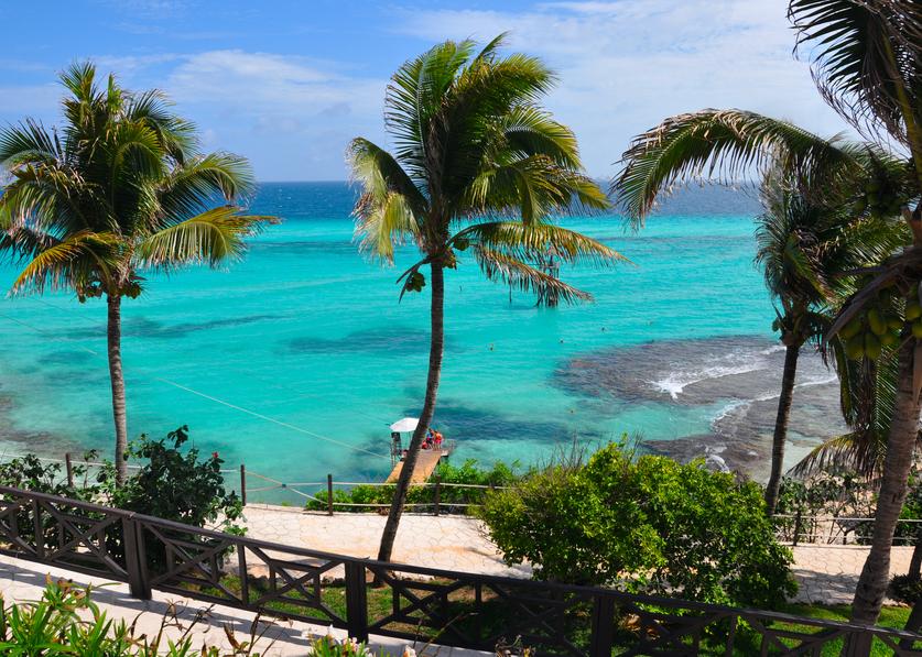 Isla Mujeres XE3/W8ERI Women Island