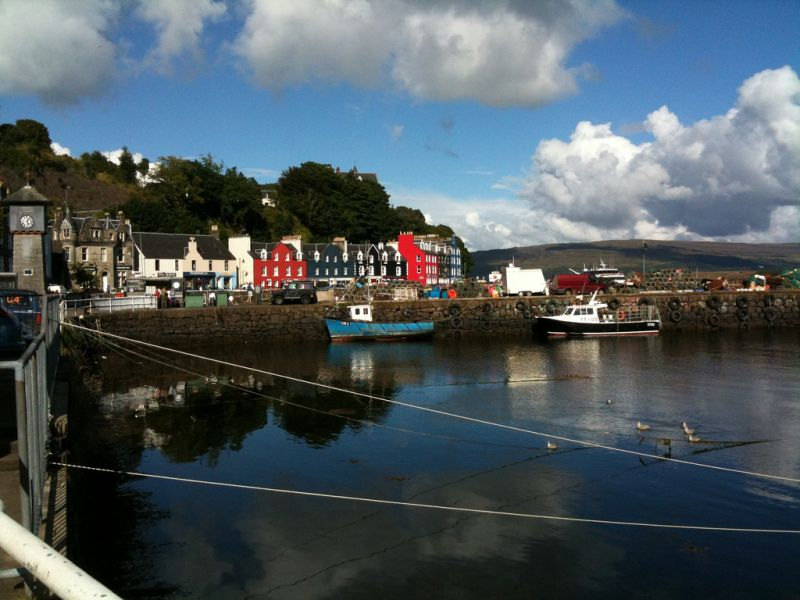 Isle of Mull GM0ADX/P DX News