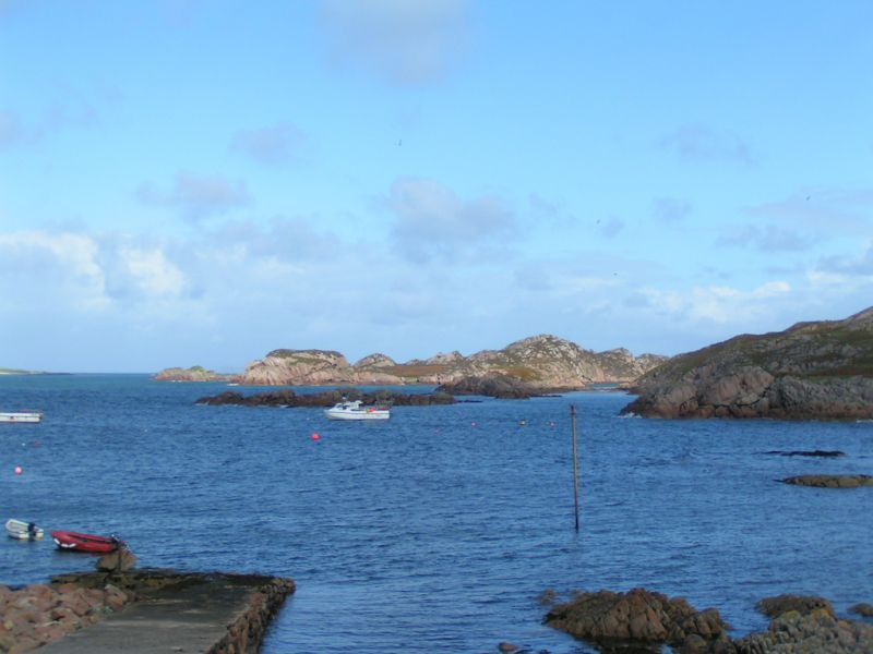 Isle of Mull GM0ADX/P Tourist attractions