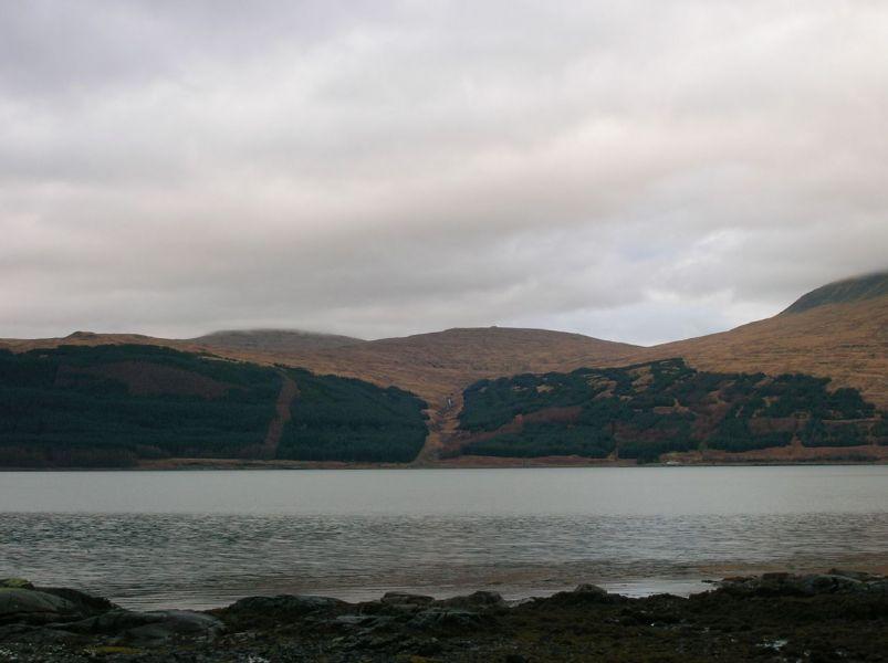 Isle of Mull GM0ADX/P