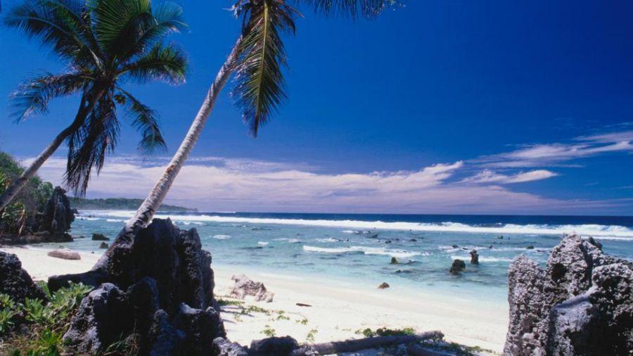 Науру C21EU Туристические достопримечательности