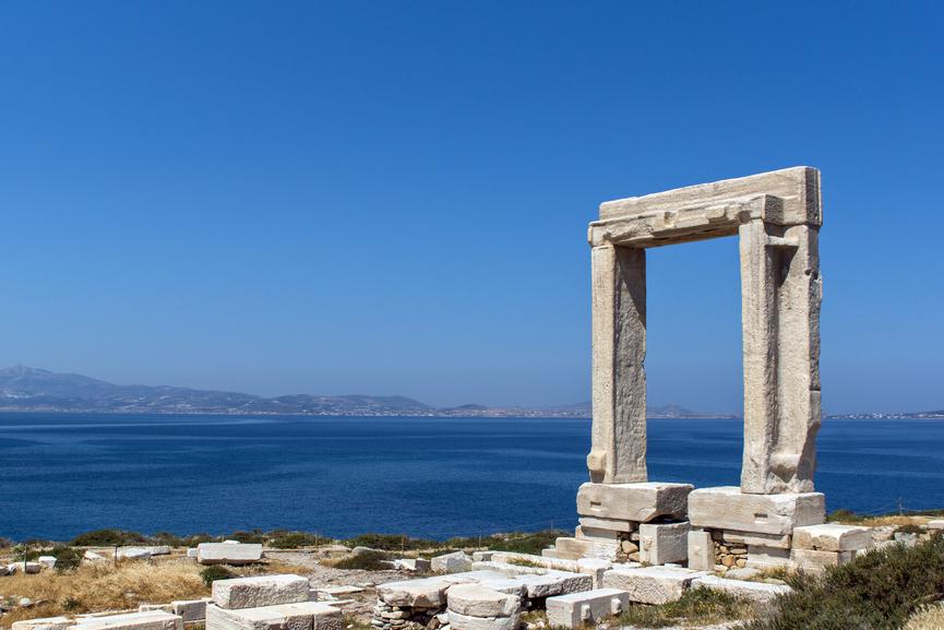 Naxos Island SV8/IW2NEF