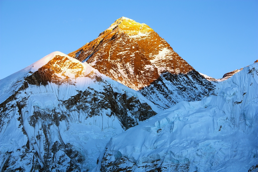 Непал 9N7AD Эверест