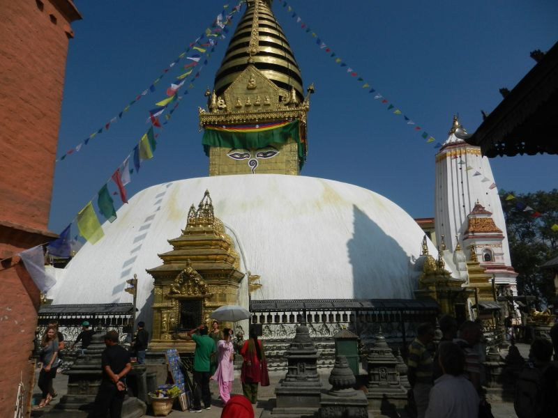 Nepal 9N7CB Tourist attractions