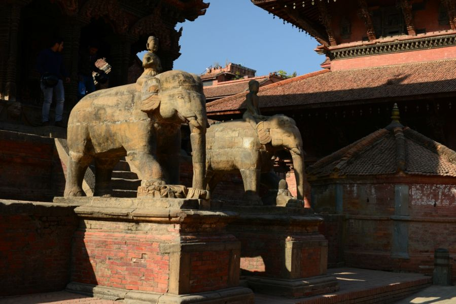 Nepal 9N7CW Tourist attractions